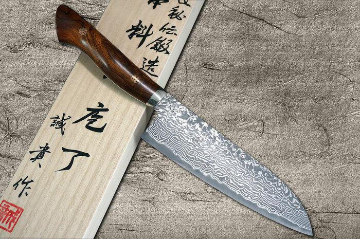 History of Shigeki Tanaka Knives